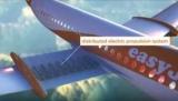 План еasyjet спини для електричних літаків