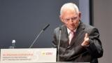 Шойбле подав у відставку з поста міністра фінансів