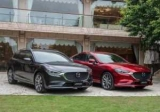 Нова Mazda 6 отримала битурбодизель