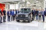 Новий Mercedes-Benz G-класу буде випускатися паралельно зі старим
