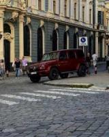 У Чернівцях зняли розкішний Гелендваген нової моделі за 4,1 млн грн
